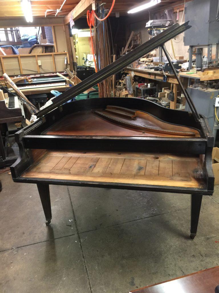 Repurposed Pianos Ragland Piano Company